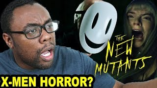 X-MEN NEW MUTANTS - Can Marvel Horror Movies Work?   Andre Black Nerd