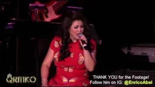 REGINE VELASQUEZ - Minsan Lang Kita Iibigin (Timeless US Tour 2016 - New Jersey)