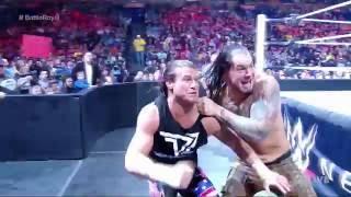 United States Championship No. 1 Contender's Battle Royal: Raw, May 2, 2016