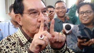 Usai Bertemu Jokowi, Antasari: Ssst Mau Tahu Saja Kamu!