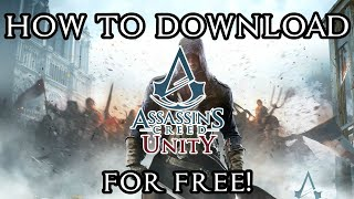 Assassin's Creed Unity Free Download (PC)