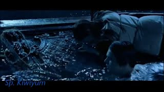 Titanic(1997). Deleted Scenes: Extended Jack And Rose In The Water