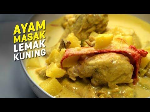 Xxx Mp4 Resipi Lauk Ayam Masak Lemak Kuning Masakan Melayu 3gp Sex