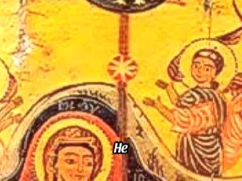 An Arabic Christmas Carol (Byzantine Hymn of the Nativity)