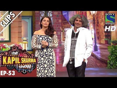 Dr. Mushoor Gulati meets Ae Dil Hai Mushkil Team -The Kapil Sharma Show-Ep.53-22nd Oct 2016