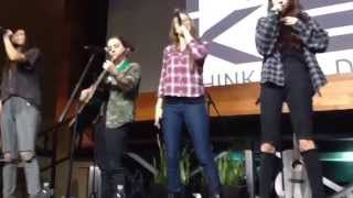 Cimorelli - All My Friends Say at YouTube Space LA