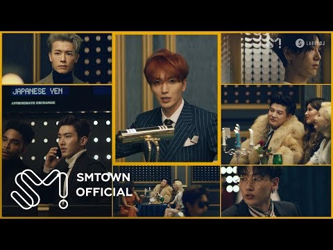 Xxx Mp4 SUPER JUNIOR 슈퍼주니어 Black Suit MV 3gp Sex