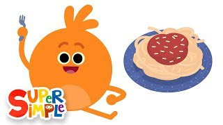 The Bumble Nums Make Stretchy Spaghetti Surprise | Cartoons for Kids