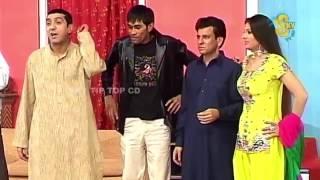 Best of Zafri Khan and Payal Choudhary New Pakistani Stage Drama Full Comedy Clip