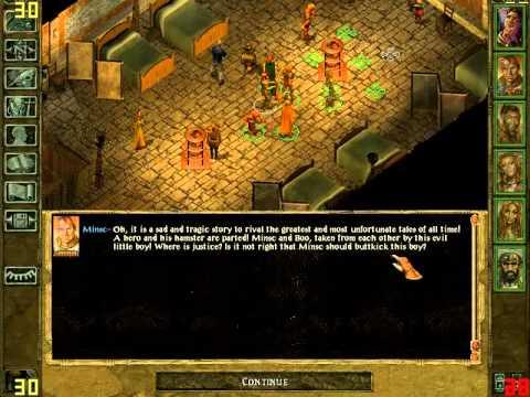 Let's Play the Baldur's Gate Saga - BG II - The Search For Boo - Billy, Vivick, & Smethy - 47