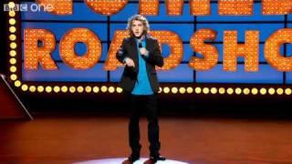 Airport Travelators - Michael McIntyre's Comedy Roadshow Series 2 Ep 5 Bristol - BBC One