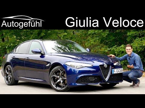 Alfa Giulia Veloce FULL REVIEW 2019 Autogefühl