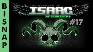 Bisnap Plays Isaac: Afterbirth+ Episode 17 - Hinge