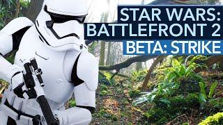 Star Wars: Battlefront 2 - Beta-Gameplay: Strike-Modus & Star Cards vorgestellt