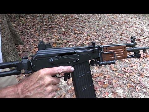 Galil .308  Range 2