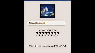 ANDROID TRIK ! - Membuat Pin Bbm Cantik - GRATIS !!