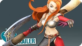 DRAGON QUEST HEROES 2 Gameplay Trailer (2016) PS4, PS3, PS VITA