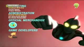 Upin Ipin Ultraman Ribut 2 Reversed