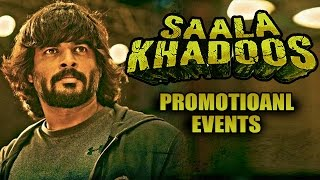 Saala Khadoos Full Movie ᴴᴰ (2016) | R. Madhwan, Ritika Singh, Mumtaz Sorcar | Promotional Events