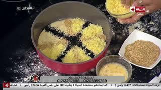 """المطبخ - طريقة عمل """"عيش البيتزا """" على طريقة الشيف أسماء مسلم"""