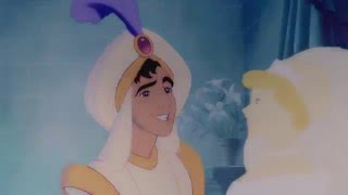 Cinderella x Aladdin - There's certain things that I adore...