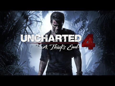 UNCHARTED 4 - O Início de Gameplay, Dublado e Legendado Em Português PT-BR!