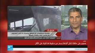 لماذا يستهدف الأقباط في مصر؟