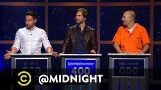 #HashtagWars Recap - Week of 9/15 - @midnight with Chris Hardwick