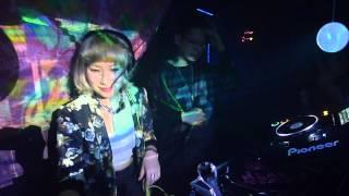 20140412. DJ YUUNA(idiot deUx)  / Hush Hush - All Girls Party @米子HASTA LATINA