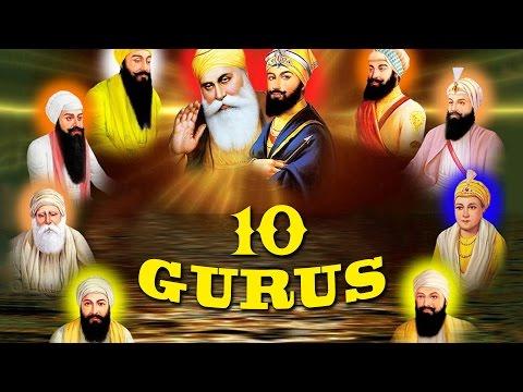 Satnam Waheguru - 10 Gurus - Kavita Seth - Waheguru Simran - Best way to learn about our Gurus