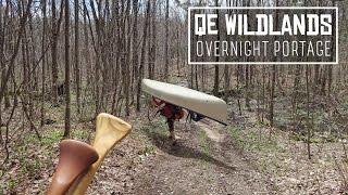 POV Portage   An Overnight Canoe Trip in QE II Wildlands, Ontario