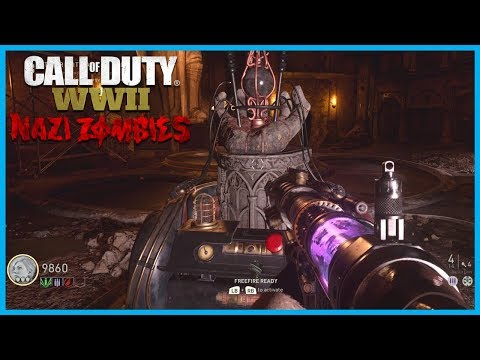 Xxx Mp4 Call Of Duty World War II Zombies Quot The Final Reich Quot Tesla Gun Wonder Weapon WW2 Nazi Zombies 3gp Sex
