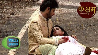 Rishi Reacts To Tanu's DEATH | Kasam | Colors | On Location