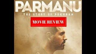 Parmanu: The Story of Pokhran Movie Review | John Abraham & Diana Penty