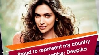 Proud to represent my country in 'xXx' franchise: Deepika - ANI News