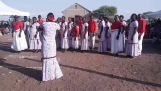 Tamasha 18/06/2015 Kwaya ya Angaza Imani Mshikamano.