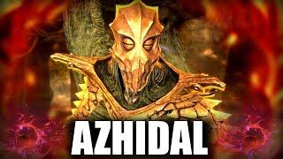 Skyrim - Story of Ahzidal - Elder Scrolls Lore