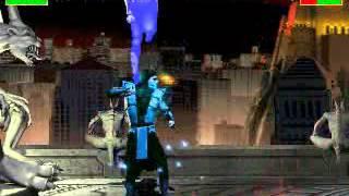 ultimate mortal kombat 3 (MUGEN 1.0)
