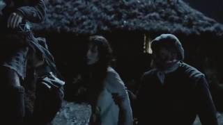 Outlander Season 1 Episode 1 scene