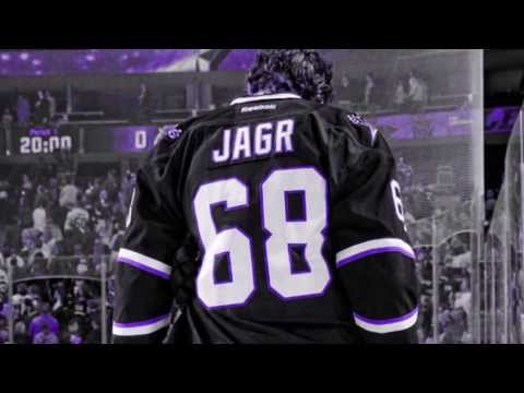 Jaromir Jagr Tribute Mix Hall of Fame