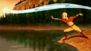 Avatar the legend of Aang - The 4 elements
