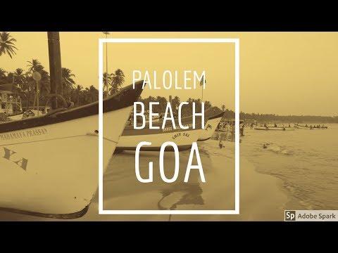 Palolem Beach    Super Cheap Hostel Stay South Goa