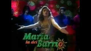 María la del Barrio, videoclip