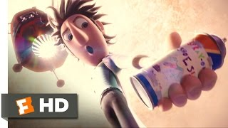 Cloudy with a Chance of Meatballs - Kitchen's Closed! Scene (9/10) | Movieclips