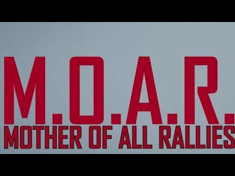 Mother Of All Rallies(M.O.A.R) In Washington DC