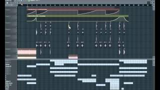 Fl Studio Remake (FLP) Avicii - Dancing in my head ft Eric Turner