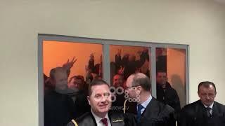 Ora News – Protesta e 16 shkurtit, lihet në burg Florenc Hoxha dhe 5 protestues të tjerë