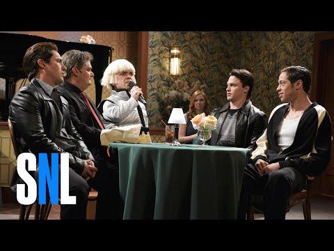 Mafia Meeting - SNL