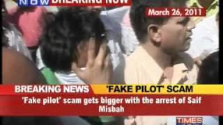 Crackdown on 'fake pilots'