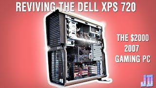 Deep Cleaning The Dell XPS 720